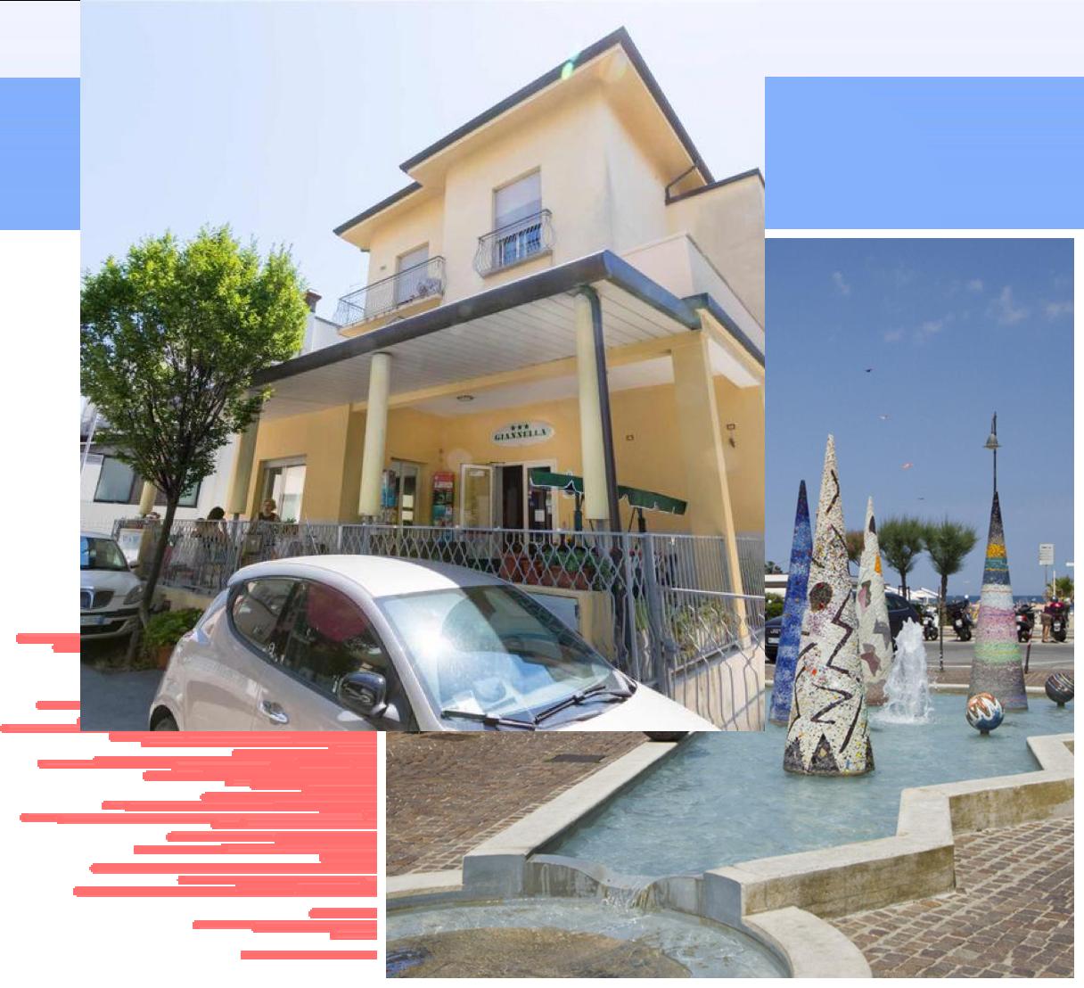 Hotel a Miramare
